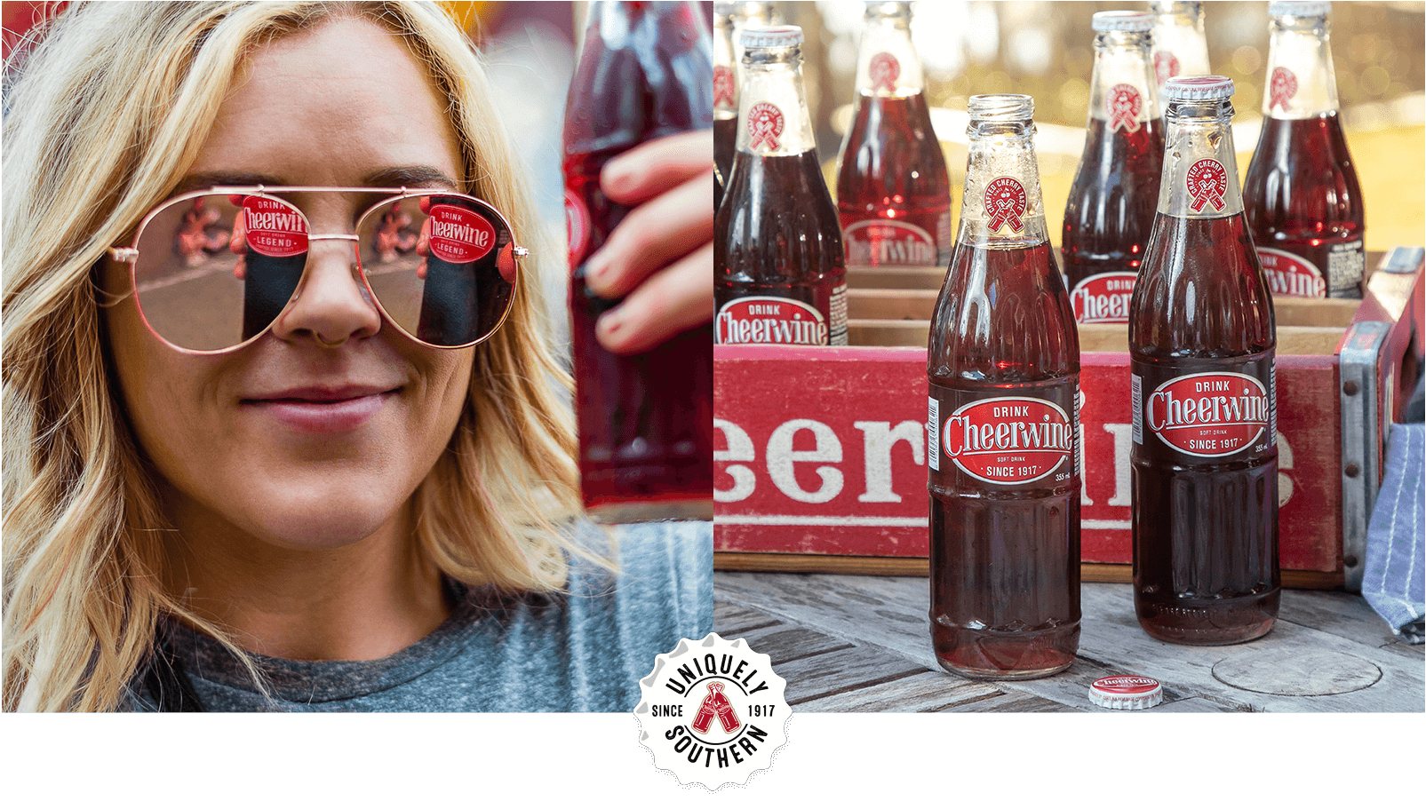 Cheerwine Soft Drink – Uniquely Southern Since 1917