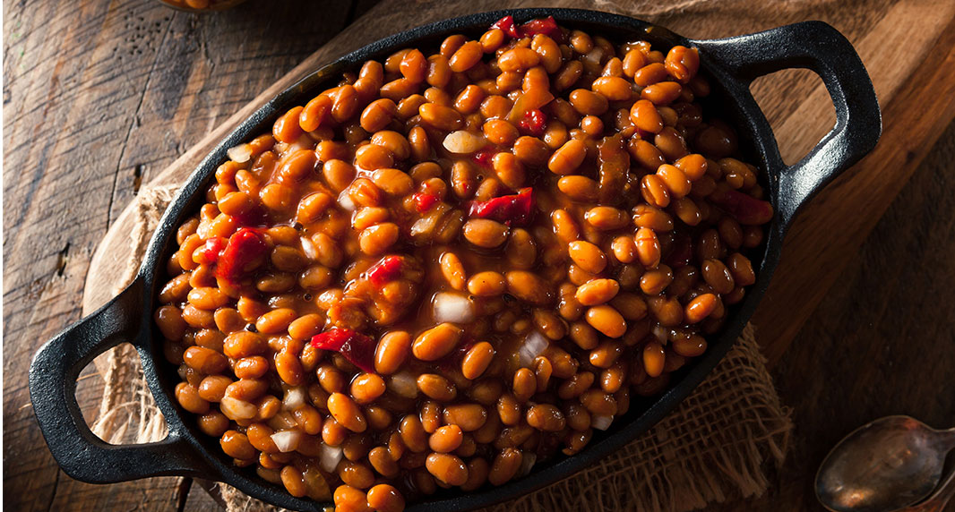 Cheerwine Baked Beans