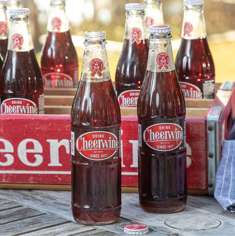 Cheerwine Soft Drink Uniquely Southern Since 1917