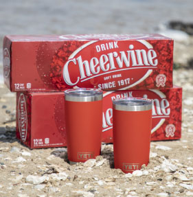 Cheerwine Summer Contest – Win a Vacation Getaway